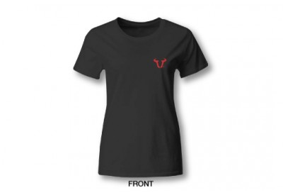 T-Shirt Female Black WER.BKL.023.L.10001 SW-Motech
