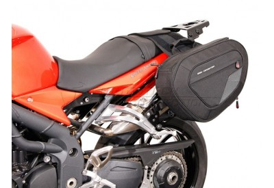 Blaze Saddlebags Triumph Speed Triple 1050 '08-'10 BC.HTA.11.740.10300/B SW-Motech