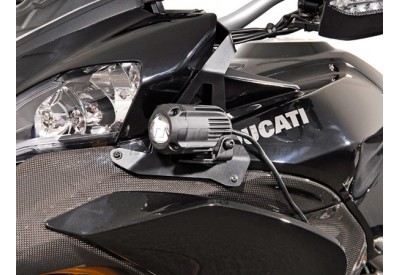 Driving Light Mount Ducati Multistrada 1200 2010-2014 NSW.22.004.10001/B SW-Motech