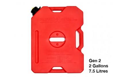 Rotopax 2 Gallon Gen 2 Fuel Cell RX--X-2G-INTL