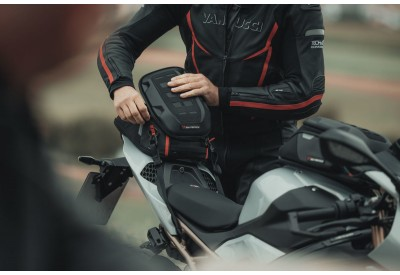 Tail Bag PRO Roadpack 8-14 Litres BC.HTA.00.307.30000 SW-Motech