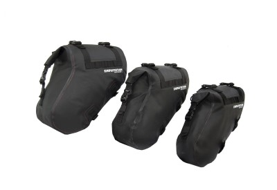Blizzard Saddlebags 12-24 Litres LUSA-007 Enduristan