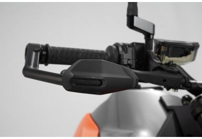 Brake and Clutch Lever Guards KTM 790 and 890 Duke-1290 Super Duke R With Wind Protection LVG.04.641.11000/B SW-Motech