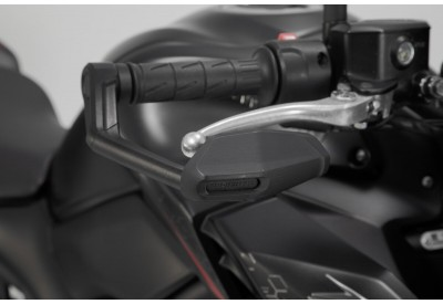 Brake and Clutch Lever Guards Kawasaki Z900 With Wind Protection LVG.08.868.11000/B SW-Motech