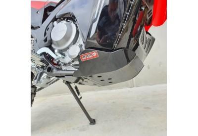 Engine Guard-Skid Plate Honda CRF 300 Rally Honda-H38-1 B and B Off-Road