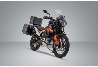 Adventure Set Protection KTM 790-890 Black ADV.04.521.76000 SW-Motech