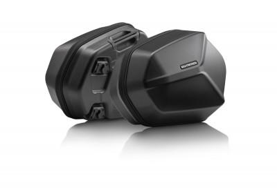 AERO ABS Side Case Set 25-25 Litres Benelli TRK 502X KFT.06.921.60100/B SW-Motech