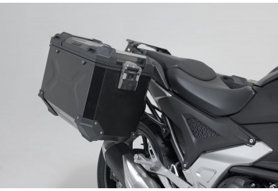 TraX Adventure Side Case Set 37-37L Honda NC 750X-XD 2021- KFT_01_841_70000_b SW-Motech