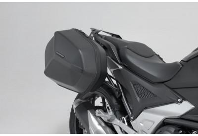 AERO ABS Side Case Set 25-25L Honda NC750 X-XD 2021- KFT_01_841_60100_b SW-Motech
