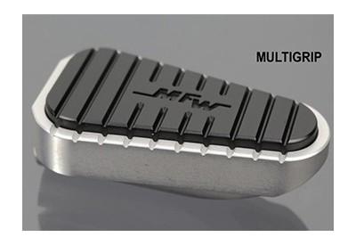 Foot Peg Multi Grip Silver 050 00 10 00.NG10 MFW