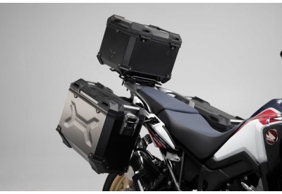 Adventure Set Luggage Honda Africa Twin 2018- Black ADV.01.890.75000/B SW-Motech