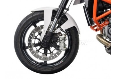 Front Axle Sliders KTM 690...