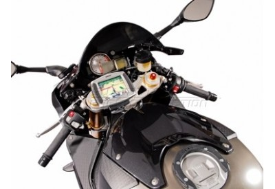 Ball Clamp Kit  for 17.5-20.5 mm Diameter Steering Head Tubes CPA.00.424.15200/B SW-Motech
