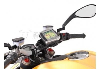 GPS Handlebar Mount Ducati 848 Streetfighter GPS.22.646.10100/B SW-Motech