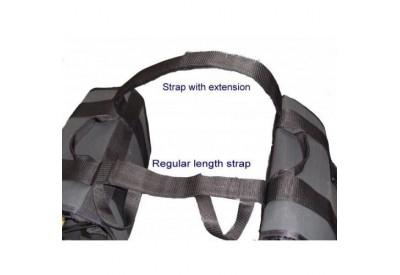 Pannier Extension Straps...