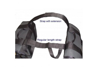 Pannier Extension Straps By Andy Strapz EXTPANW