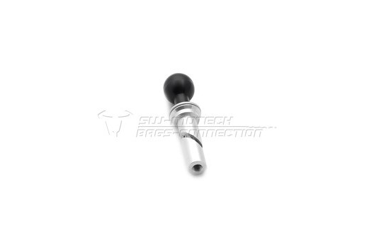Ball Mount 1-inch for 23-25mm Diameter for Steering Head Tube CPA.00.424.12400/B SW-Motech