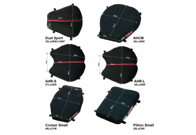 Airhawk Motorbike Seat Cushion Dual Sport