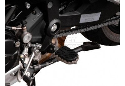 Footpegs On-Off Road Triumph Tiger Explorer 1200 FRS.11.011.10400/S SW-Motech