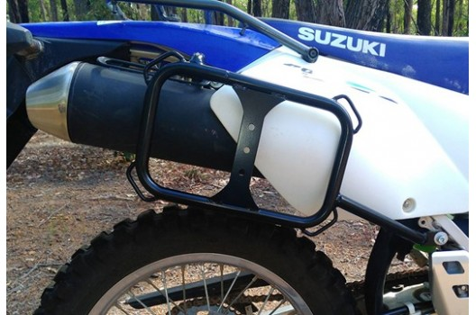 Side Carriers Suzuki DRZ 400 E