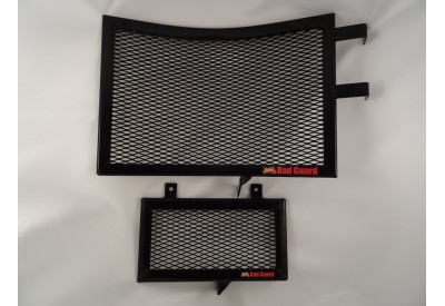 Radiator and Oil Cooler Guard Yamaha MT-10 RG21034-BLK RadGuard