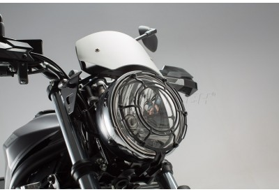 Headlight Protector For Suzuki SV 650 Models LPS.05.670.10000/B SW-Motech