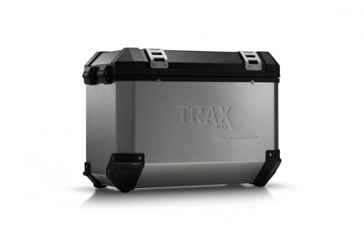 TraX ION 45L Alu Case Silver Left ALK.00.165.10001L/S SW-Motech