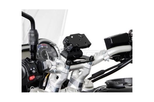 GPS Mount Moto Guzzi Models GPS.17.646.10000/B SW-Motech