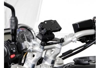 GPS Mount Suzuki DL 650-1000 and SV1000 Models GPS.00.646.10100/B SW-Motech