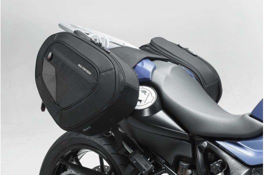 Blaze H Saddlebags BMW F800R and F800GT BC.HTA.07.740.10501/B SW-Motech