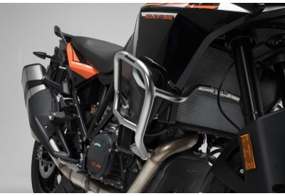 Crash Bars KTM Stainless...