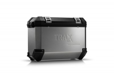 TraX ION 37L Alu Case Silver Left ALK.00.165.11001L/S SW-Motech