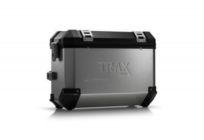 TraX ION 37L Alu Case Silver Right ALK.00.165.11001R/S SW-Motech