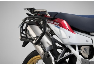 Pro Side Carriers With Off-Road Kit Honda CRF1000L Africa Twin-Adventure Sports KFT.01.890.30100/B SW-Motech