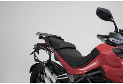 Pro Side Carriers Ducati Multistrada 1260 2018- KFT.22.892.3000/B SW-Motech