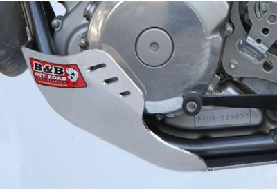 Engine Guard-Skid Plate Suzuki DR 650 S4-1 B and B Off-Road