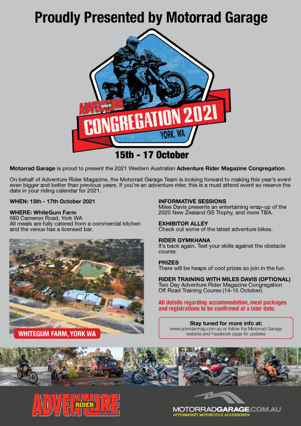 2021 ARM Congregation A4 Flyer