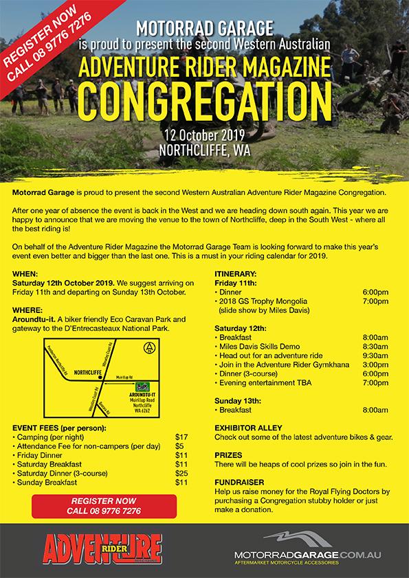 Congregation Flyer
