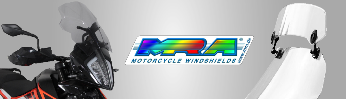 MRA Motorcycle Windscreens