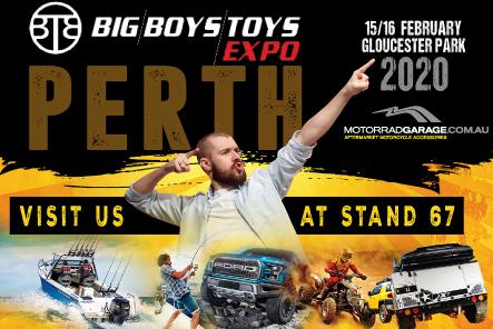 Big Boys Toys Expo Perth