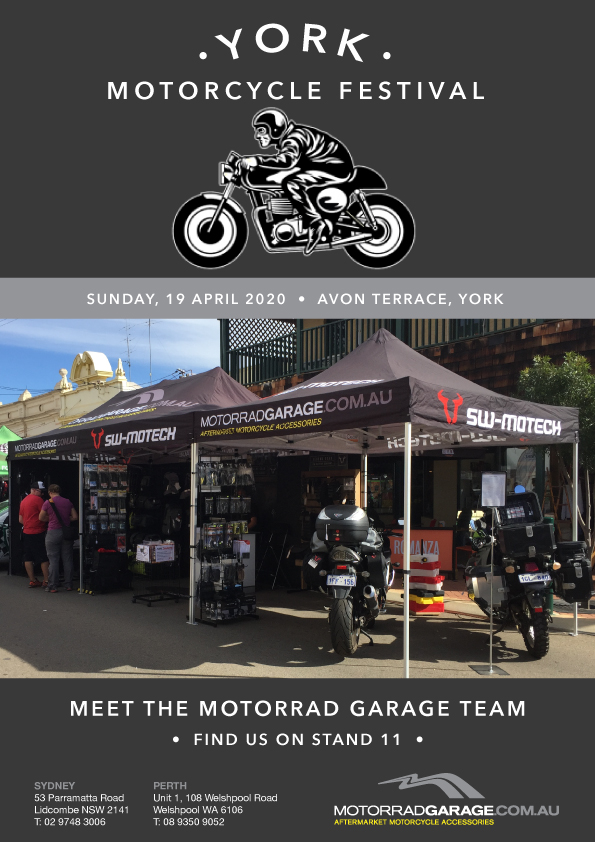 York Motorcycle Festival 2020