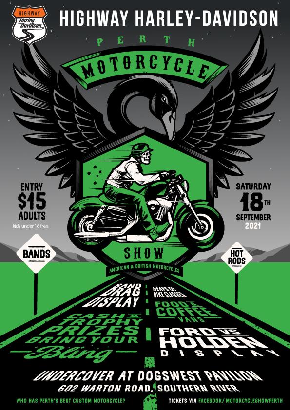 perth bike show