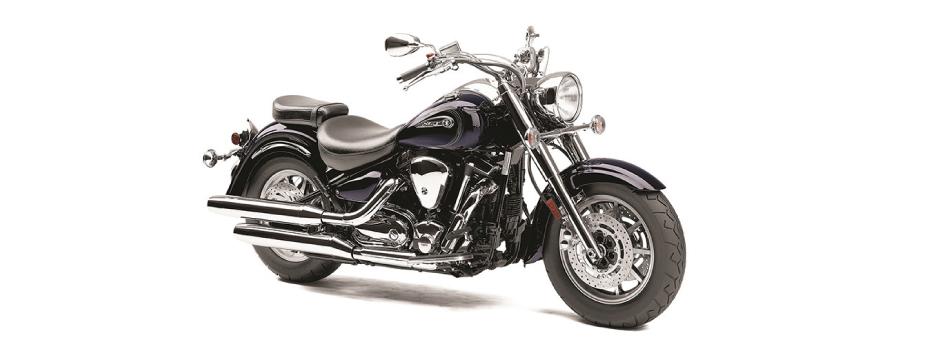 Yamaha XVS 1600