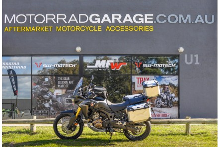 Motorrad Garage to open shop in Sydney soon