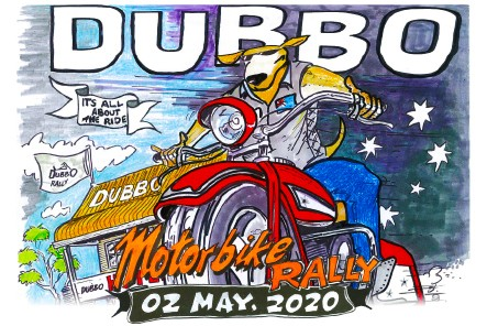 DUBBO MOTORBIKE RALLY BACK IN 2020