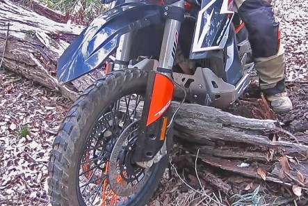 SW-Motech KTM 790 Adventure Engine Guard