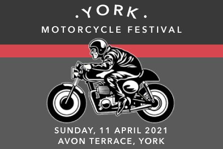 York Motorcycle Festival 2021