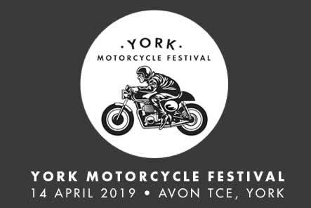 York Motorcycle Festival 2019