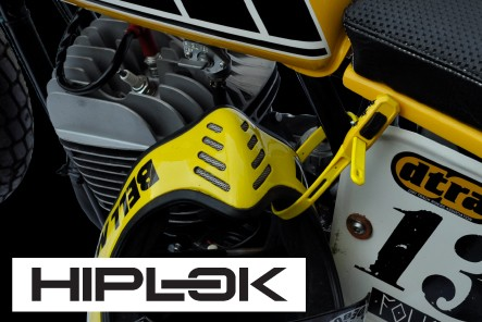 ZLOK Security Ties now at Motorrad Garage